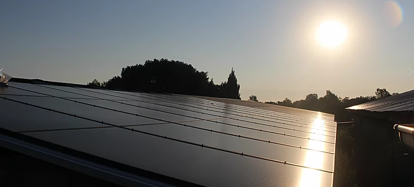 La Bergerie et l'Energie solaire